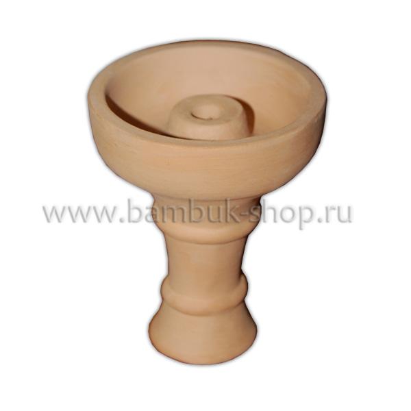 Чашка глиняная наружная специальная