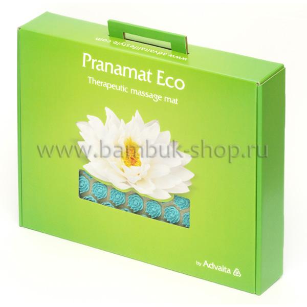 Коврик для йоги Pranamat Eco