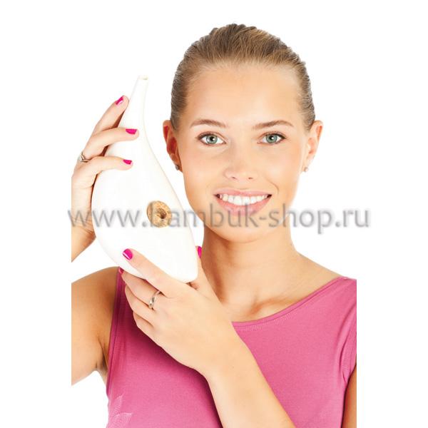 Чайничек для промывания носа Petal Neti Pot