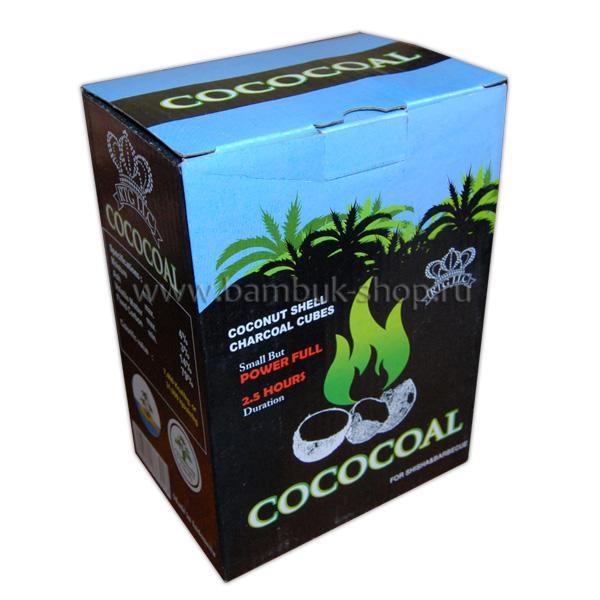 Уголь Royal moasel кокосовый 1 кг